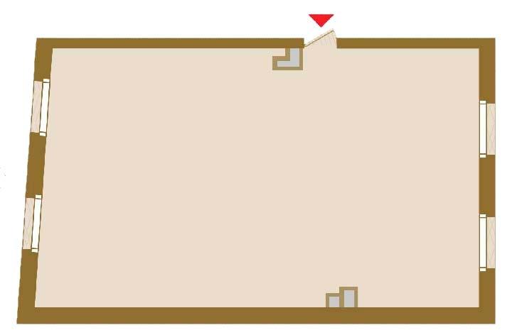 Планировка Двухкомнатная квартира площадью 99.85 кв.м в ЖК «Art View House»