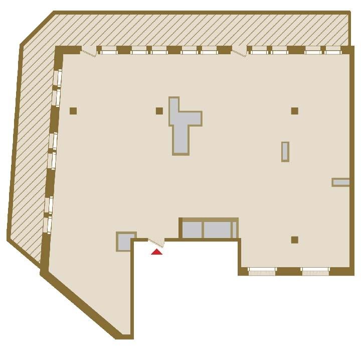 Планировка Четырёхкомнатная квартира площадью 217.33 кв.м в ЖК «Art View House»