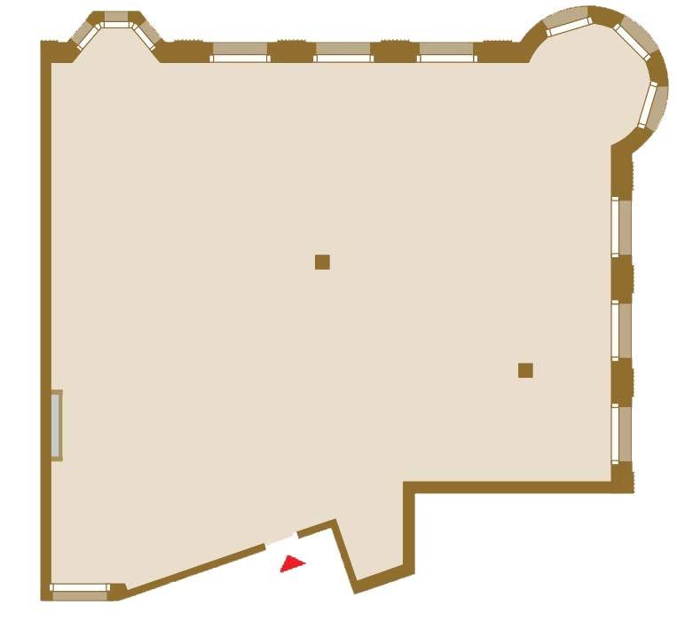 Планировка Четырёхкомнатная квартира площадью 218.78 кв.м в ЖК «Art View House»